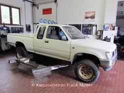 VW Taro fertig