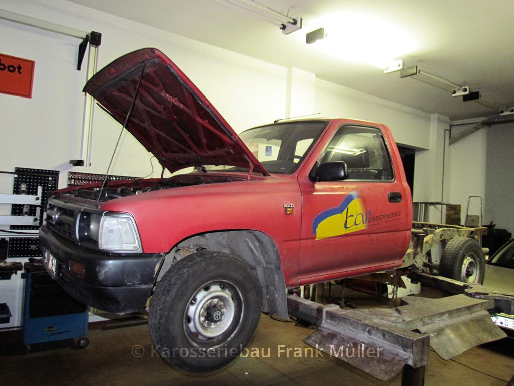 Fahrerhaus VW Taro