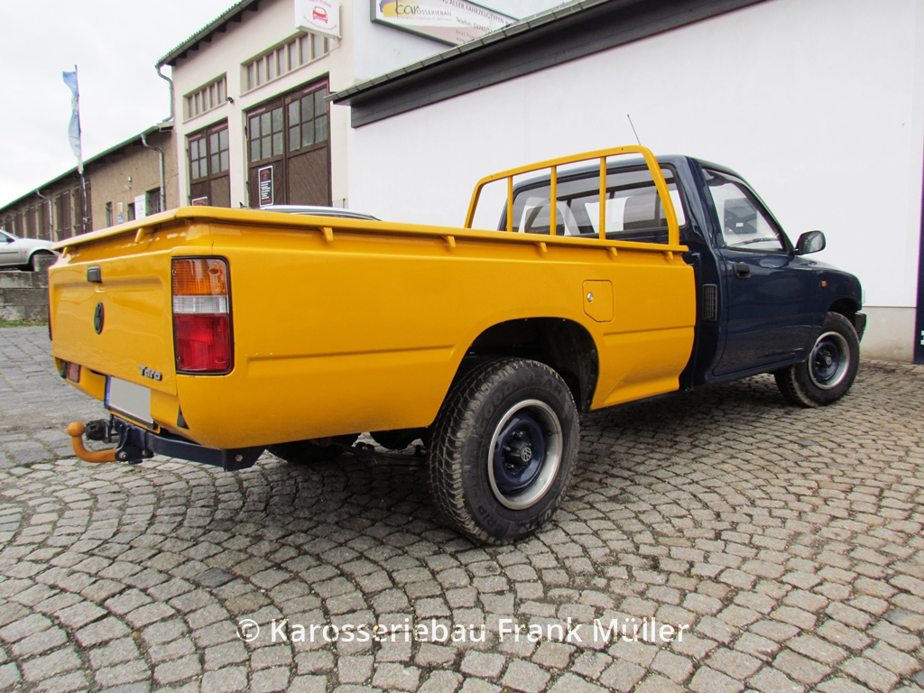 Fertiger VW Taro