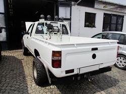 VW Taro bereit zur Abholung