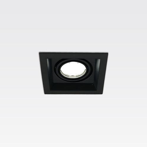 Essential Spotlight (Black/Square)