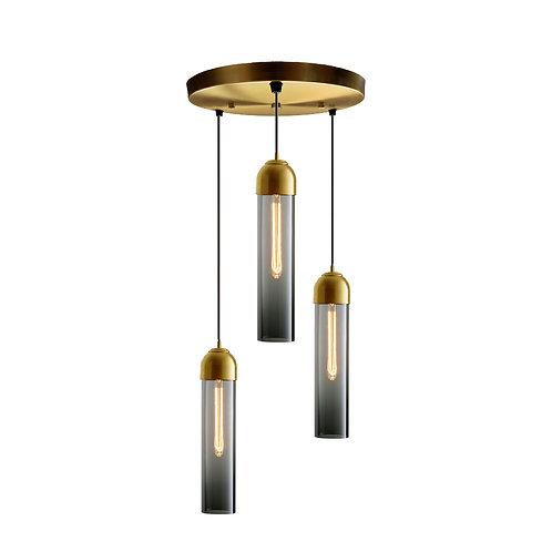 Lamp Attachment Unit (Round/Gold)