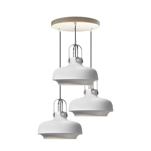 Lamp Attachment Unit (White Round)
