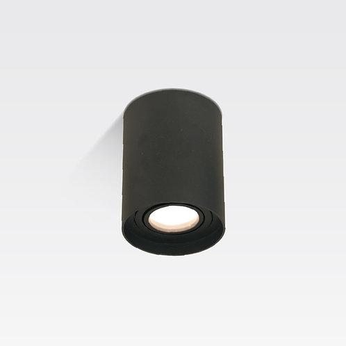 Surface Spotlight (Black/Round)