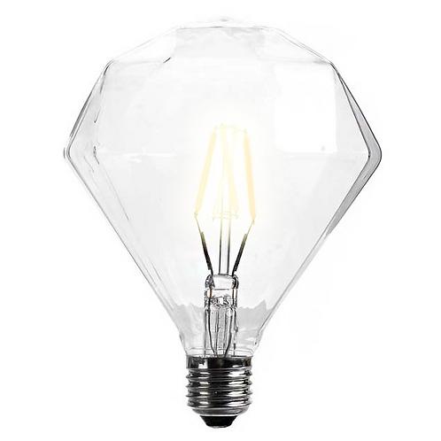 LED Edison Bulb (Diamond)