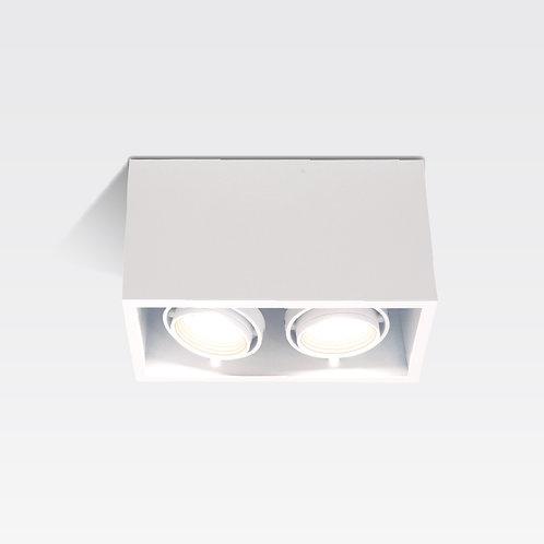Surface Spotlight (White/Double)