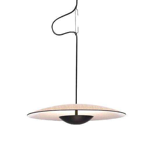 Bergen Pendant Lamp (Beige)