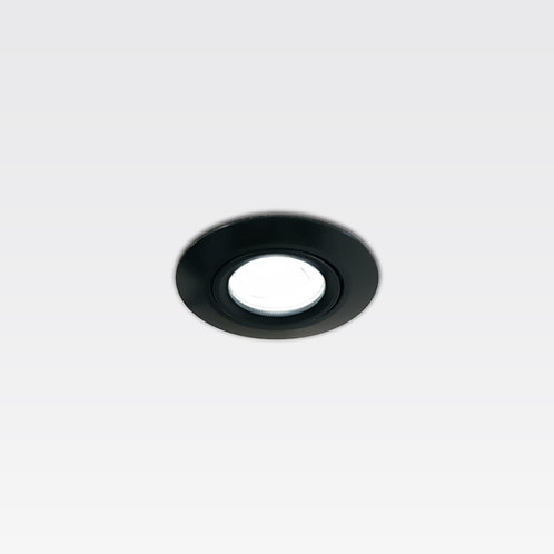 Essential Spotlight (Black/Round)