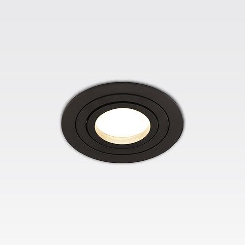 Elemental Spotlight (Black/Round)
