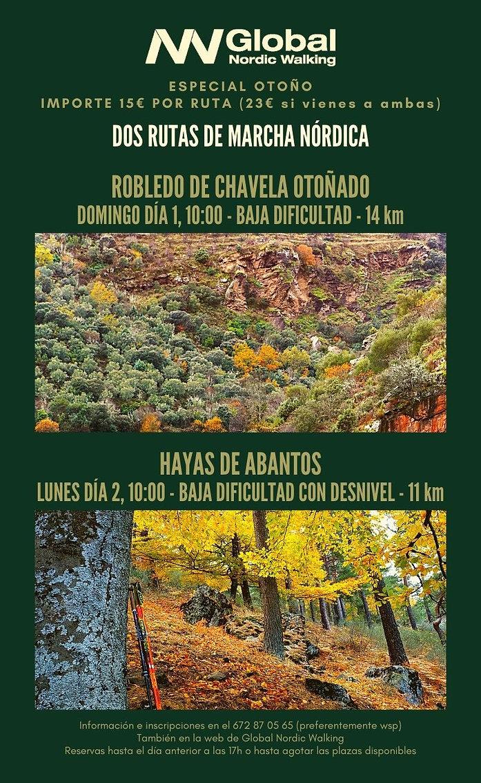 201101 y 201102 Robledo y Hayas Abantos(