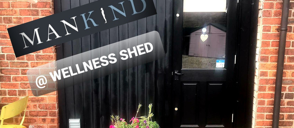 MANKIND @ The Wellness Shed