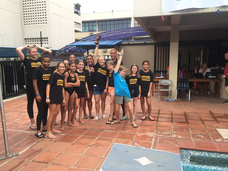 WAISAL Swimming Success!