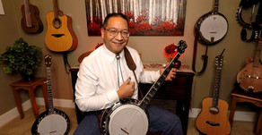 Volunteering: I wanted to practice my banjo and the experience ended up feeding my soul