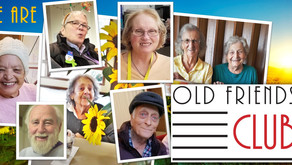 Members make us who we are, so who attends Old Friends Club?