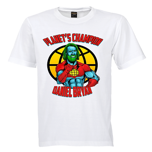 Planet's Champion Tee by Champion