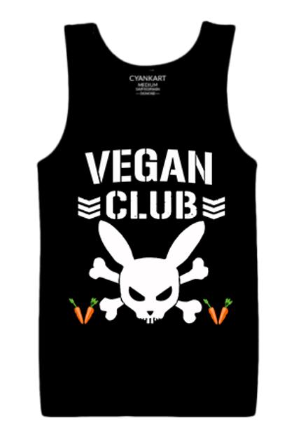 Vegan Club Tank