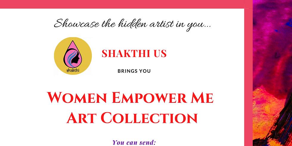 Women Empower Me Art Contest