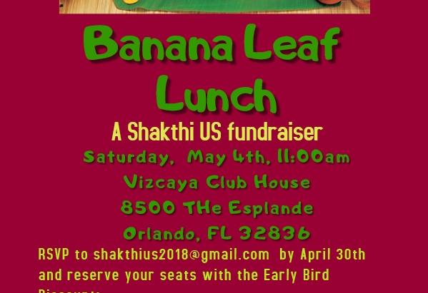 Banana Leaf Lunch