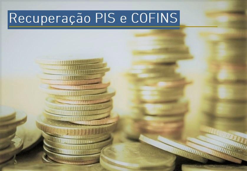 Recuperação PIS COFINS | Restituição tributária