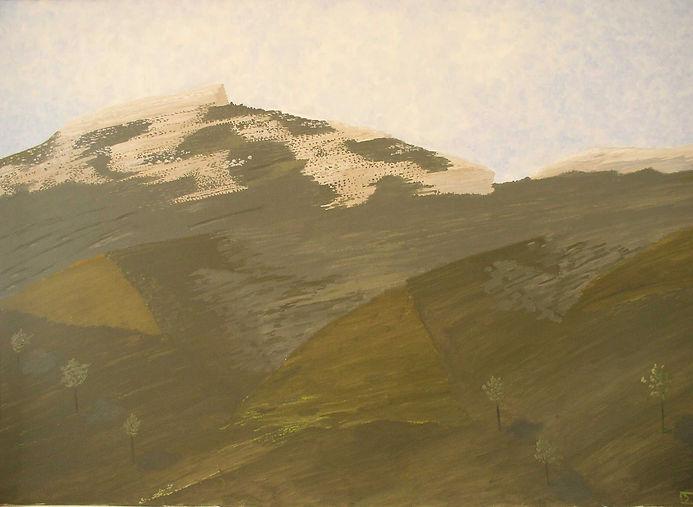 David Tresmontant | Peinture de paysage en Provence