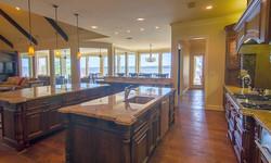 Kitchen, bay view