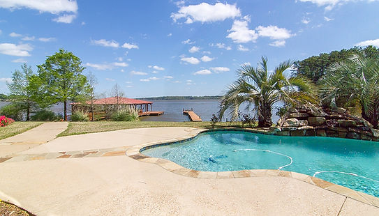Lake Palestine Vacation Rental