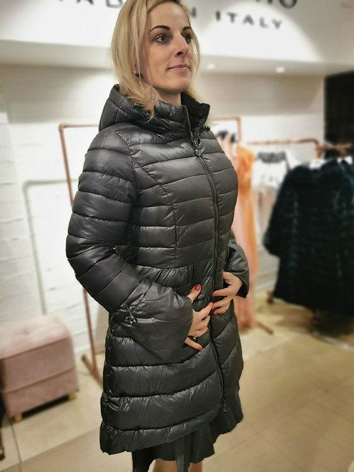 Silta pagarināta ziemas jaka