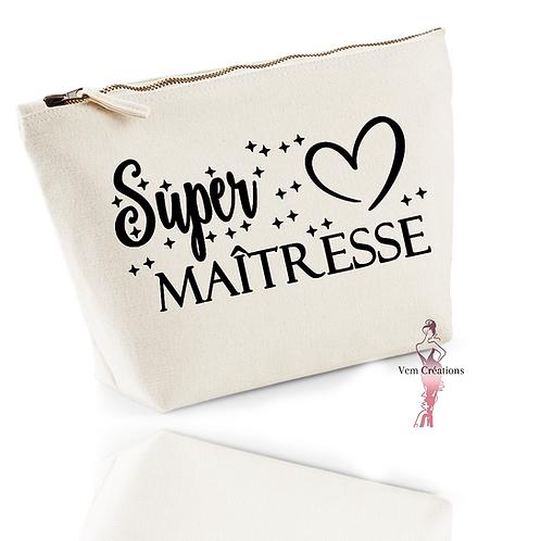 "Trousse - Pochette ""Maitresse"""