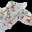 """Thumbnail: Masque  barrière """"Fruitée"""" lavable Enfant norme AFNOR"""