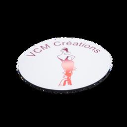 Tapis de souris logo