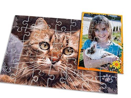 Puzzle sur mesure 29 *21 cm