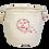 Thumbnail: Panier sac de rangement personnalisable