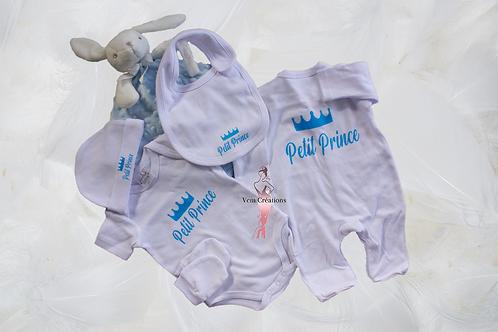 Kit naissance Petite Princesse ou Petit Prince