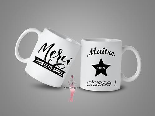 Mug Maitre
