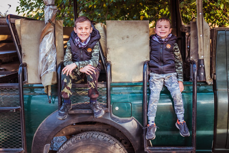 Game drives for all ages
