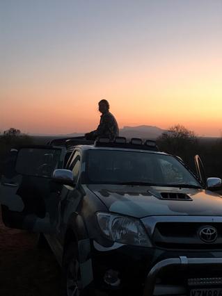 Blouberg Mountain View at Sunset
