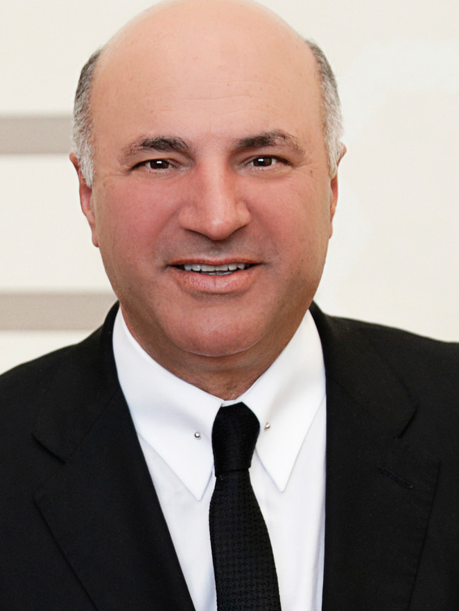 Shark Tank Kevin O'Leary