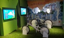 互動腳踏車