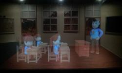 3D立體成像魔幻劇場