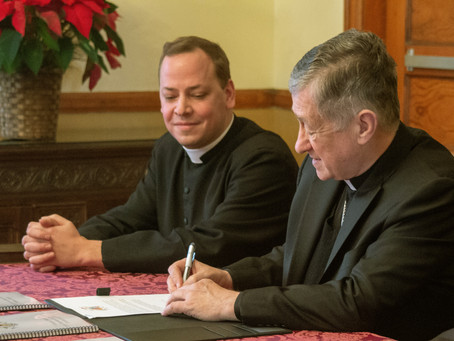 Cardinal Cupich Approves Constitutions of the Canons Regular of St. John Cantius