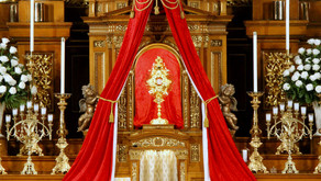 The Confraternity of the Blessed Sacrament