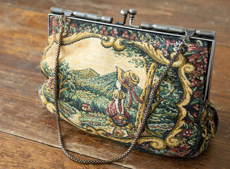 What's in that sewing bag?
