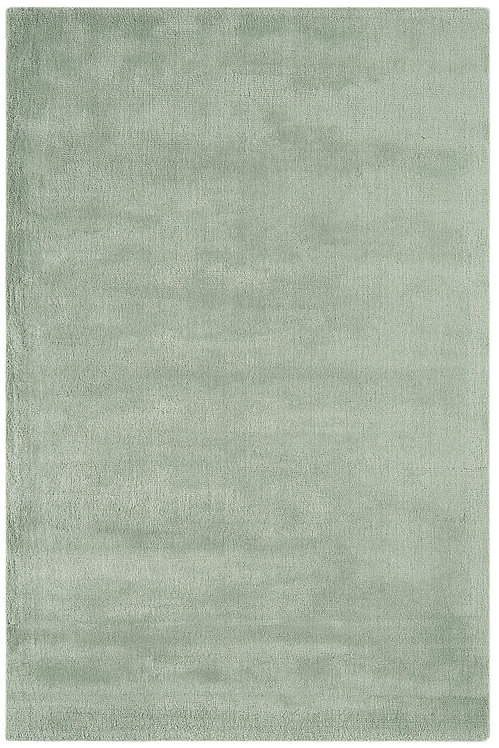 Tapis Salon Moderne PASTEL Bleu canard