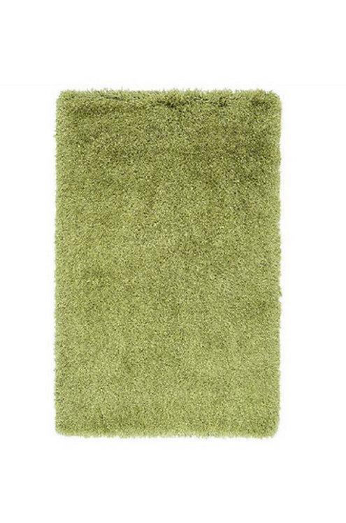 Tapis de salon poils longs FLOOD Vert