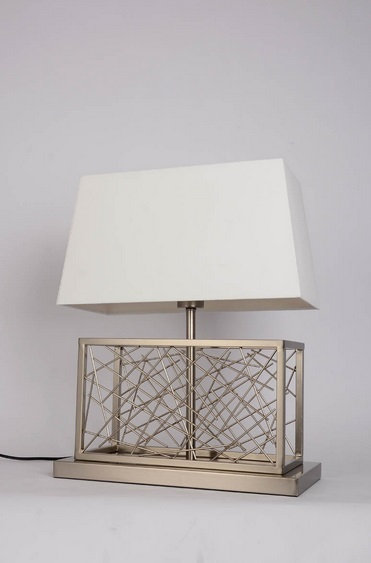 Lampe Pavé Rayonnement - Collection HOME DESIGN