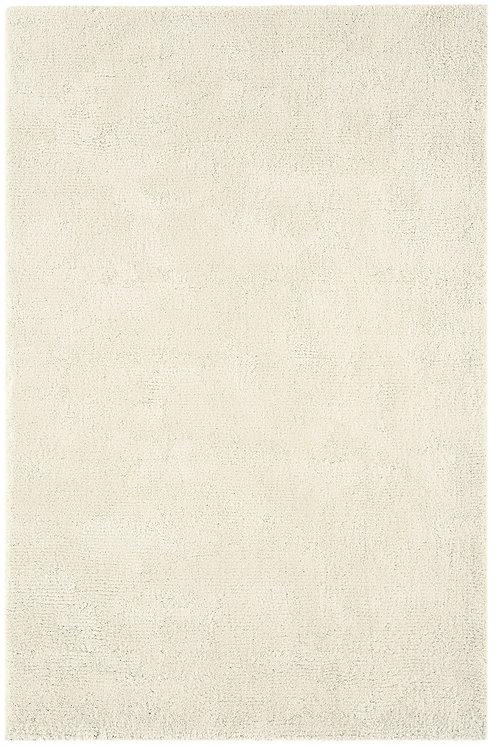 Tapis Luxe Salon Moderne PASTEL Blanc
