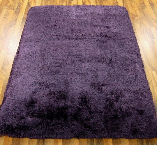 Tapis salon confort extrême SPLASH Violet
