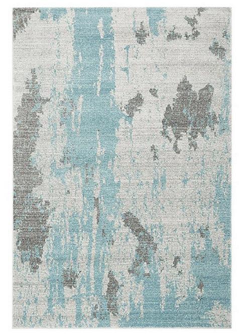 Tapis de salon design AVON Turquoise NV15