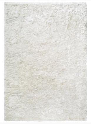 Tapis de Salon doux et coloré GOSSIP Blanc