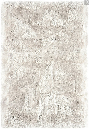Tapis salon confort extrême SPLASH Blanc